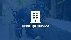 Instituții publice
